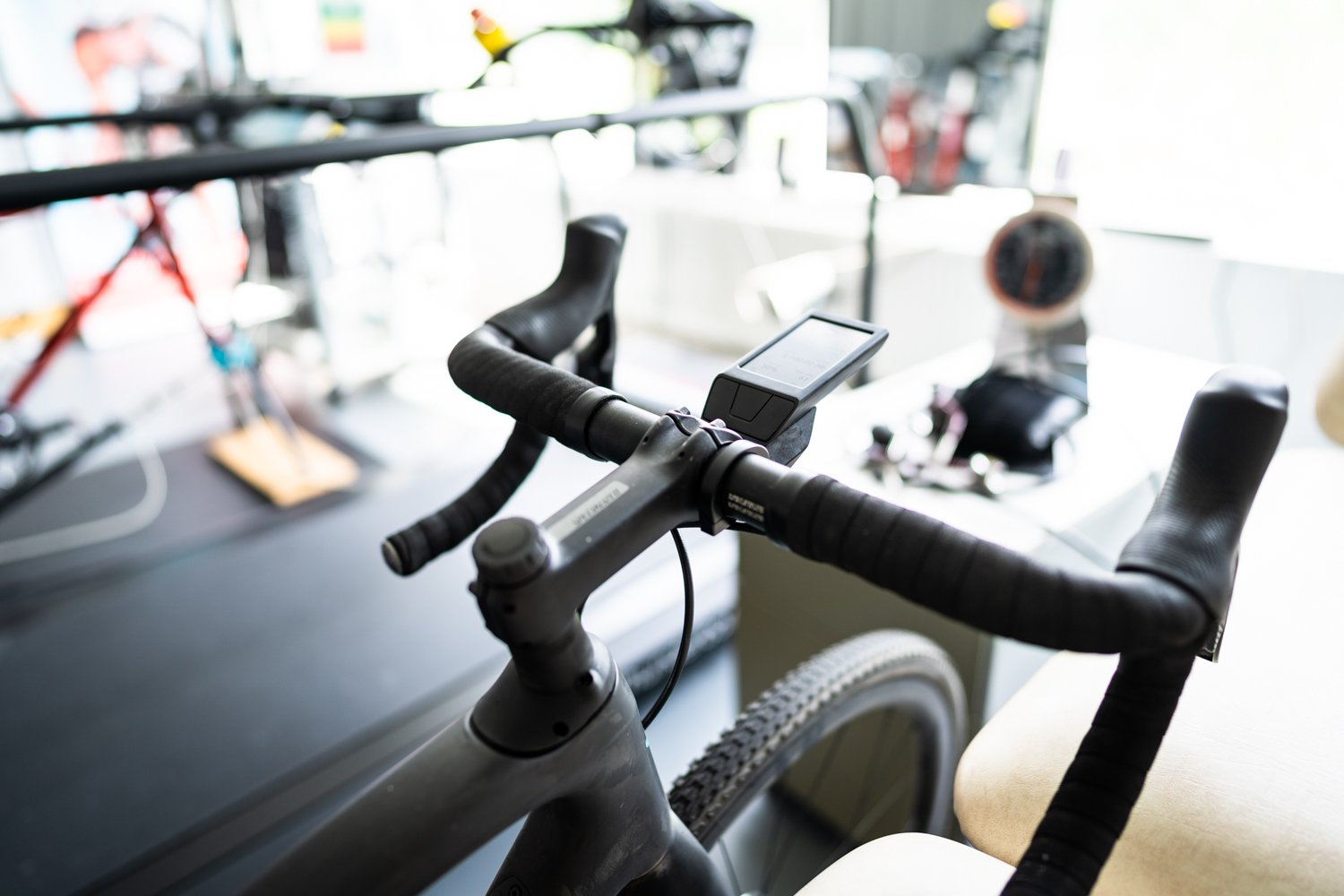 SMA test lab Absolute Cycling