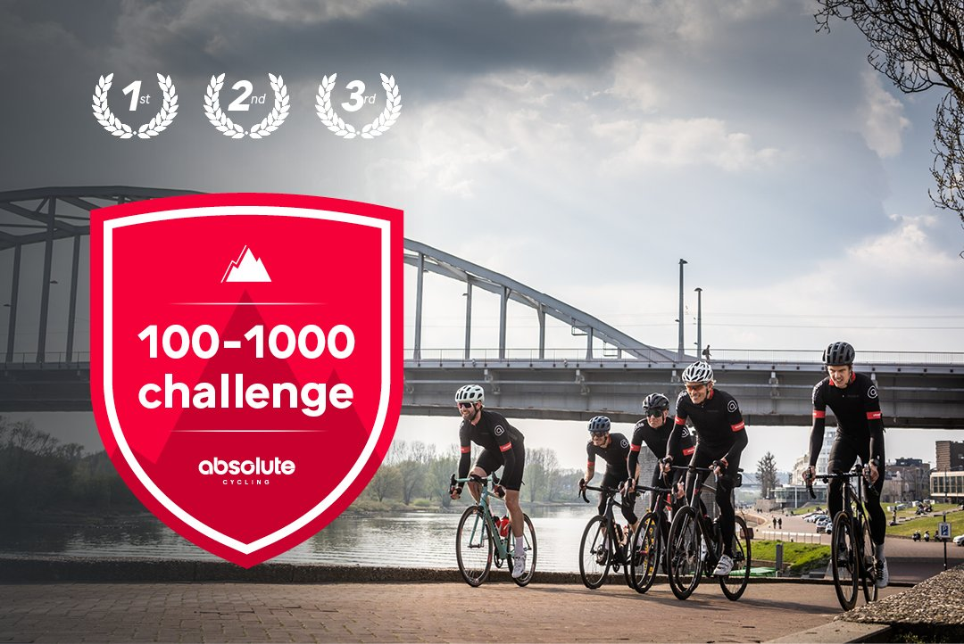 100-1000 challenge absolute cycling